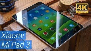 Идеальный Android-планшет? Первый контакт с Xiaomi MiPad 3 и сравнение с iPad Pro 9.7