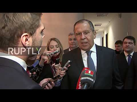 Belarus: Inspection of Ukrainian ships in Sea of Azov in accordance with agreements - Lavrov