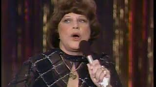 Kaye Ballard--Impressions and Song Medley, 1980 TV, Arthur Siegel