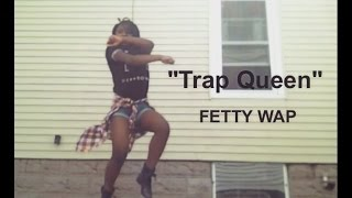 TRAP QUEEN - FETTY WAP Dance Cover @MattSteffanina  #DanceOnTrap