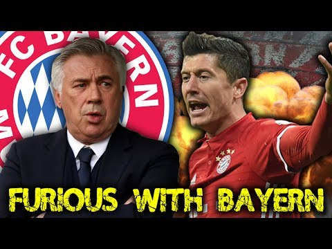 Robert Lewandowski To Leave Bayern Munich After Fall Out With Teammates?! | Transfer Review