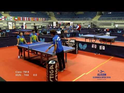 Alison Slovakia Open - Day 3 (Table 16)