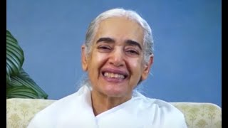 A Narrative of Love: Sister Jayanti, 'It is the inner world that is driving the external world.'