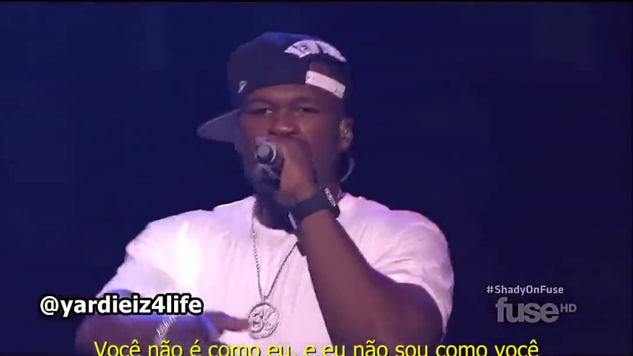 50 cent ft Eminem Live Till I Collapse Ao Vivo Legendado PT/BR