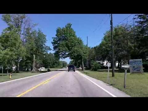 Northeast Ohio Drive: OH-2, US 20, to Geneva & Ashtabula