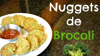 Nuggets de Brocoli | TIENES que probarlos! thumbnail