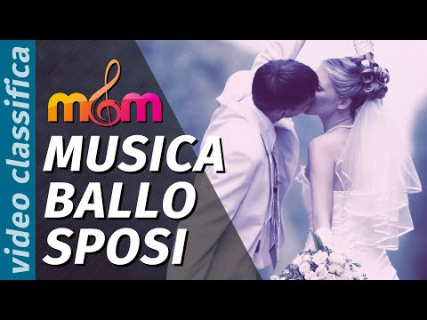 Top 3 Canzoni PRIMO BALLO SPOSI | Video Classifiche Matrimoni e Musica