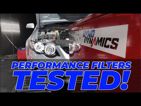 ARE AFTERMARKET AIR FILTERS WORTH THE $$