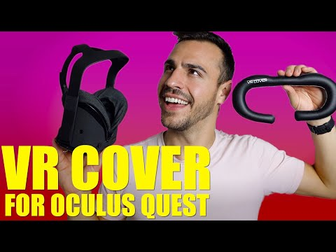 VR Cover - Keep Your Oculus and VR Headsets Clean!