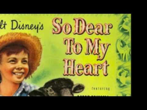 SO DEAR TO MY HEART 1949 78 RPM Record Album