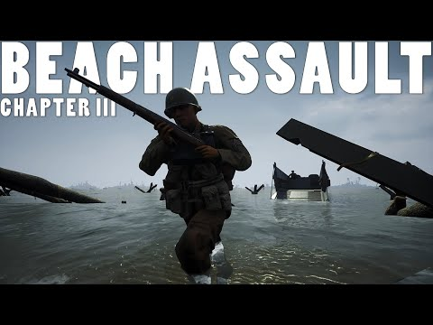 Realistic Normandy Beach Post Scriptum Chapter 3