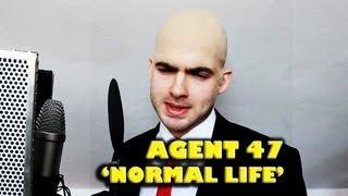 Hitman agent 47 - 'normal life' | damien slash