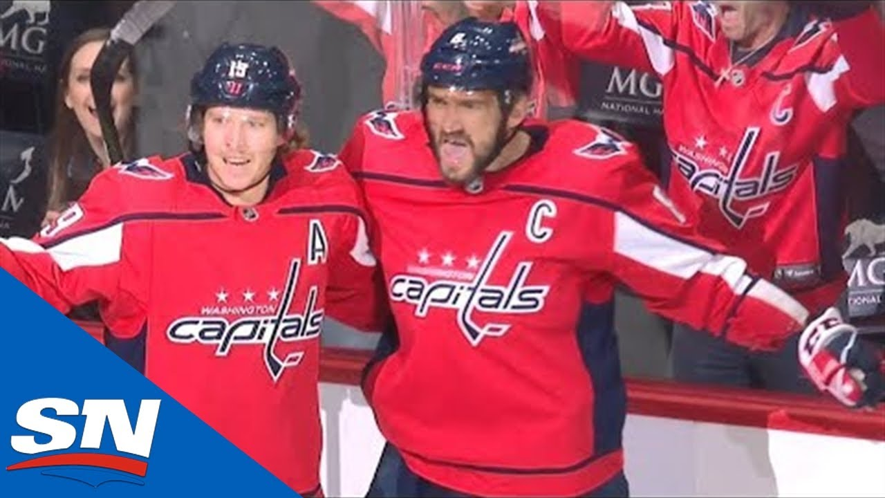 Alex Ovechkin Scores 685th Career Goal To Pass Teemu Selanne
