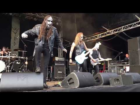 Gaahls WYRD live at Midgardsblot 2017: 'Carving a Giant' & 'From the Running of Blood'