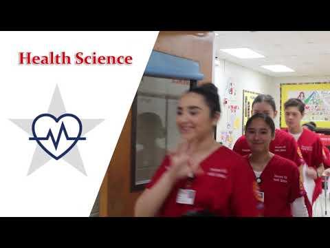 CTE Sharyland High School Video 2018