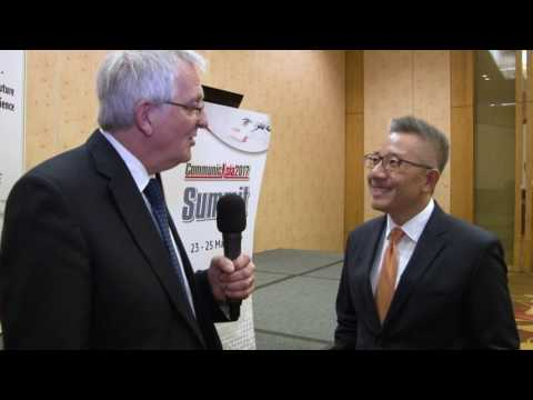 Interview with YTL Communications @ CommunicAsia2017