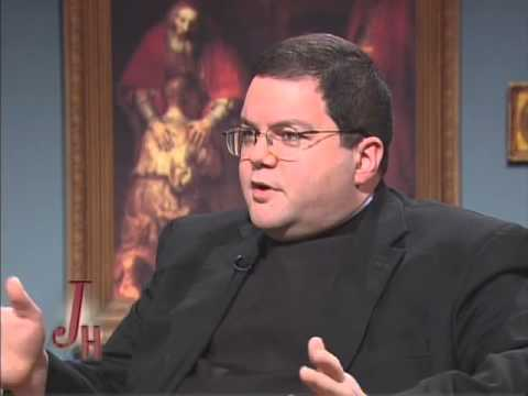 Msgr. Michael MaGee: A Methodist Who Became A Catholic Priest - The Journey Home (3-8-2010)