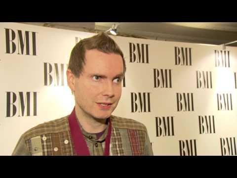 Jonsi of Sigur Ros Interview - The 2012 BMI London Awards