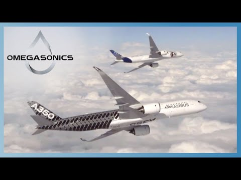 Effective Aviation & Aerospace Parts Cleaning with Ultrasonic Cleaners
