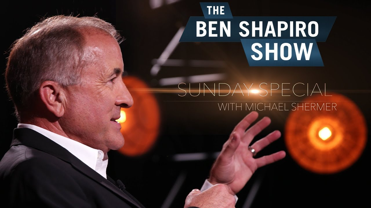 Michael Shermer | The Ben Shapiro Show Sunday Special Ep. 6