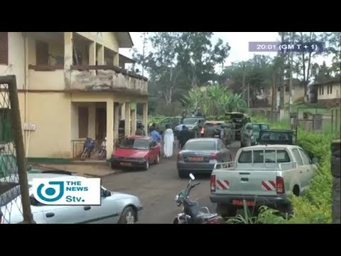 STV 08:00 PM NEWS - (S-W : GCE BOARD CHAIRMAN RELEASED after PAYING a RANSOM) - 19th March 2018