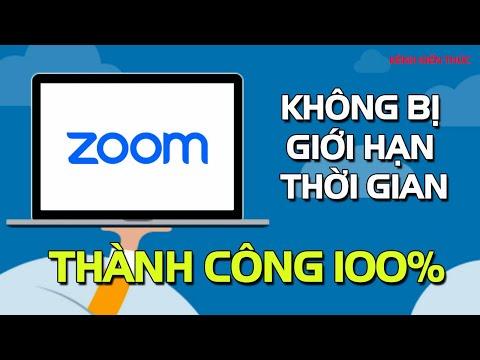 download phần mềm hack zing xu miễn phí - Cách tạo tài khoản Zoom không bị giới hạn thời gian 40 phút