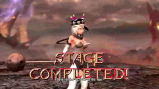SoulCalibur IV (Xbox 360) Story as Angol Fear