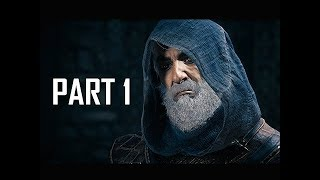 ASSASSIN'S CREED ODYSSEY Legacy of the First Blade Walkthrough Part 1 - HUNTED