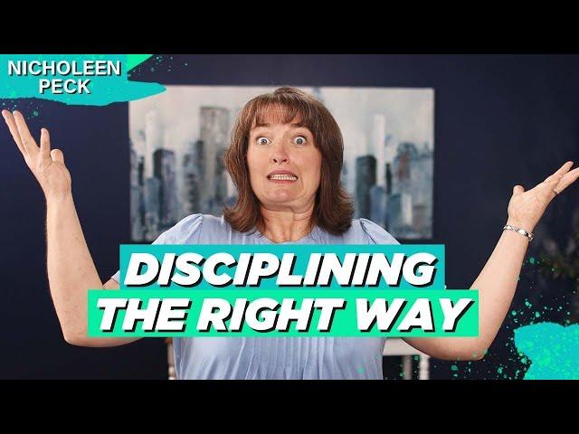 How To Discipline My Child For Bad Behavior