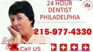 Philly 24 hour dentist Philadelphia (215) 977-4330 24 hour dentist Philadelphia