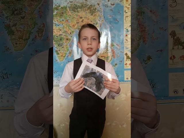 Изображение предпросмотра прочтения – ИльяРузин читает произведение «Что такое хорошо и что такое плохо» В.В.Маяковского