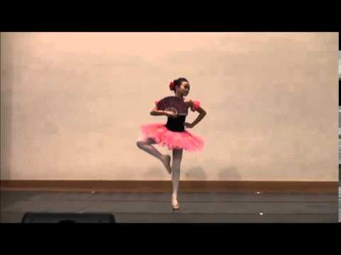ATOD Pan Asia Dance Competition Hong Kong 2014 - Kitri Variation