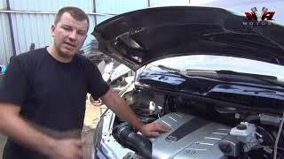 Mercedes Sprinter СВАП V8 4.3 литра с акпп Часть1.