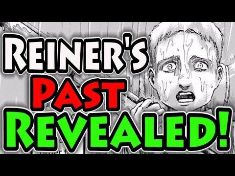 REINER'S SECRET PAST REVEALED! Attack on Titan Chapter 94 Review (Shingeki no Kyojin)