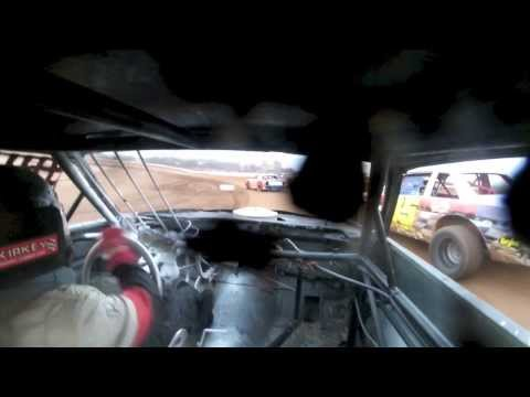West Siloam Speedway - March 30th - Grand National Heat