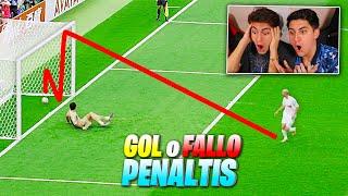 ¡GOL o FALLO CHALLENGE! *SOLO PENALTIS*