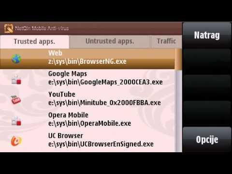 Netqin Free Antivirus For Symbian Phones