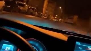 Mercedes gece snap