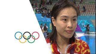 Wu Minxia Gold - Women's 3m Springboard | London 2012 Olympics