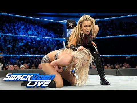 Charlotte Flair vs. Natalya: SmackDown LIVE, March 20, 2018