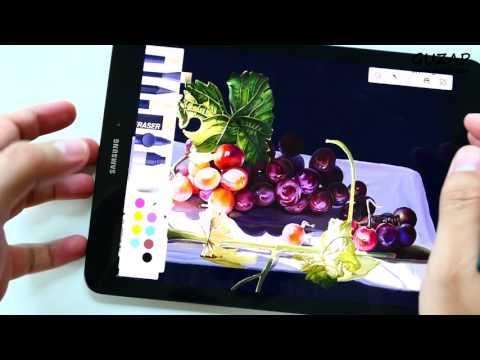 รีวิว Samsung Galaxy Tab S3 แท็ปเล็ตจองามปากกาเทพ ความรู้สึก