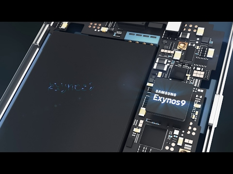 Introducing the Samsung Exynos 9 Series (8895) processor