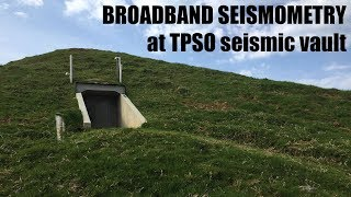 Broadband Seismometry