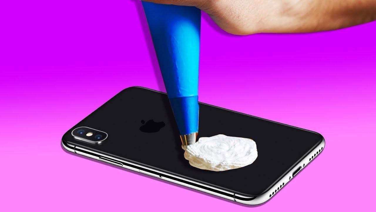12 life hacks de belleza que debes conocer Fundas para iphone