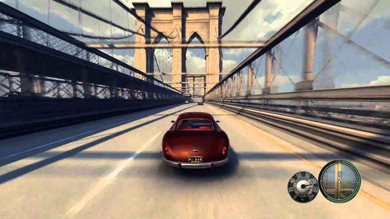 Mafia  Fastest Car In The Game