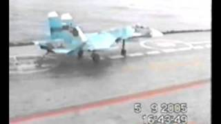 Cy-33 ПАДЕНИЕ С ПАЛУБЫ.flv(7 секунд и вся жизнь., 2011-10-11T19:11:26.000Z)