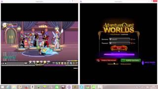 AQW How to get No-Class 2014-2015