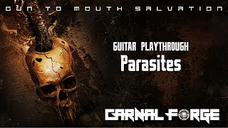 Carnal Forge - Parasites - Guitar Playthrough