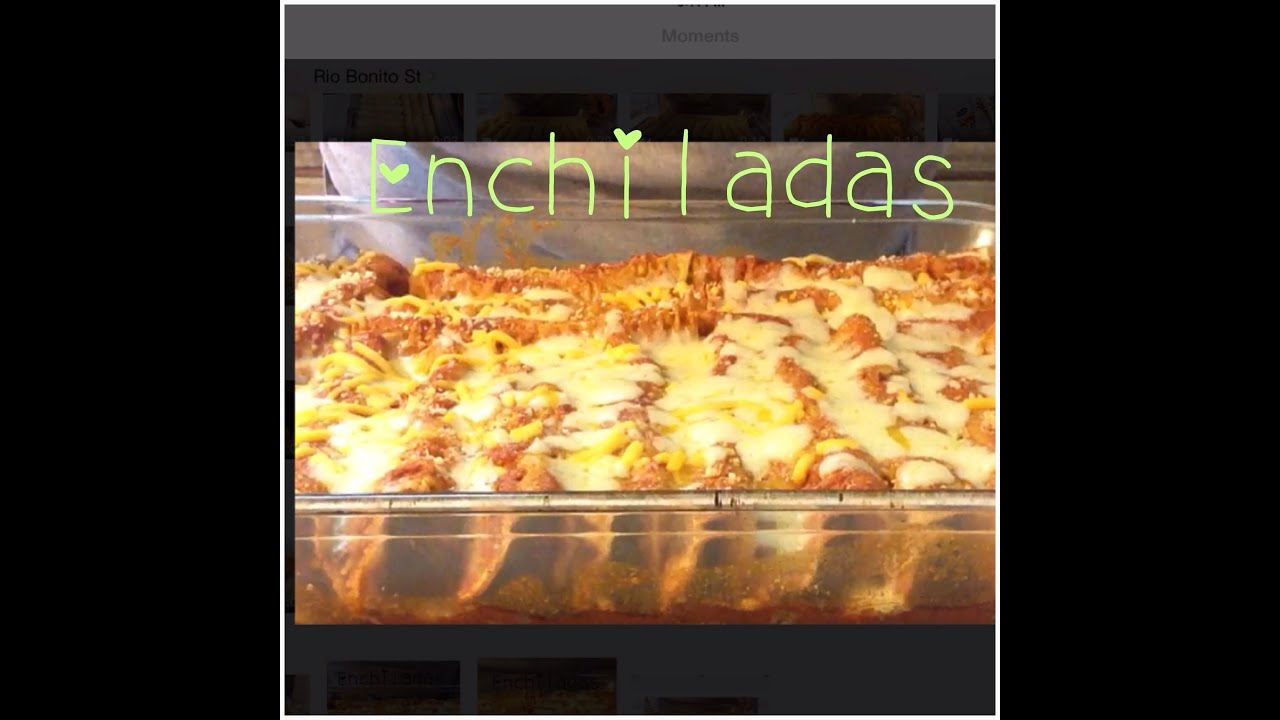 how to make enchillads 1 These three enchiladas are, well, perfect here's how to make them.