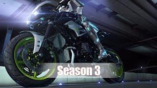 Season 3 -Master of Torque- Yamaha Motor Original Video Animation